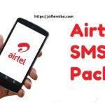 Airtel SMS Pack 2021 – Airtel 100 SMS 2TK Offer, 100SMS@2tk