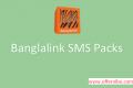 Banglalink SMS Offer