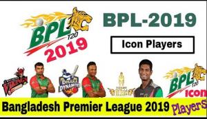 BPL 2019 Player List