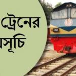 Dhaka to Dinajpur Train Schedule 2021, Ticket Online & Ticket Price
