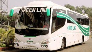 Green Line Bus