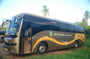 Shyamoli bus