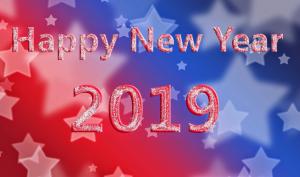 New Year 2019 Wallpaper1