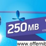 GP 250MB 31TK Offer With Validity 3 Days