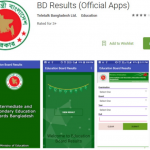 SSC Result 2020 by Android App