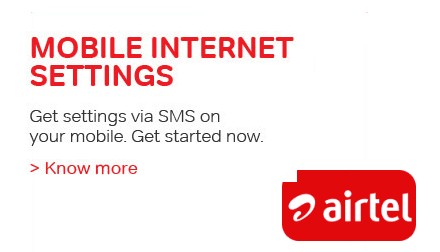 Airtel 4G Internet Setting For Android Mobile BD-offernibo
