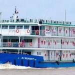 Dhaka-Kolkata service starts March 29 MV Modhumoti