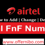 Airtel BD FNF Call Rate 2020 & FNF Number Check-Offernibo