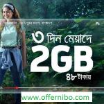 GP 2GB Internet 48Tk Offer (Updated)-Offernibo
