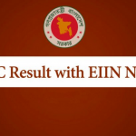 HSC Result 2019 by EIIN Number