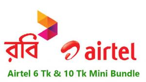 Airtel 10 Minute 6TK