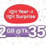 Airtel 2GB Internet 35Tk Offer Valid 2 Days