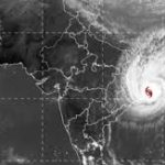 Cyclone Bulbul Live in Bangladesh, Location & Video