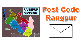 Rangpur Division Postal Code