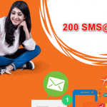 Banglalink Local SMS Pack, 100 SMS, 70 SMS, 200 SMS & Bl 500 SMS