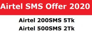 BD Airtel SMS Offer