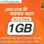 Banglalink 1GB Internet Offer-Offernibo!