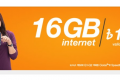 Banglalink 16GB Internet