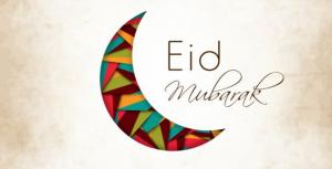 Happy Eid Mubarak SMS
