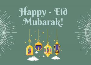 Happy Eid Mubarak Text SMS